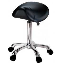Behandlerstol sadelformet sæde Adamo