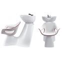 Tvättning stol FIBER CLOUD